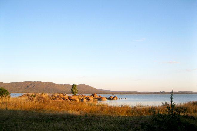 Gaborone Dam, Gaborone, Botswana