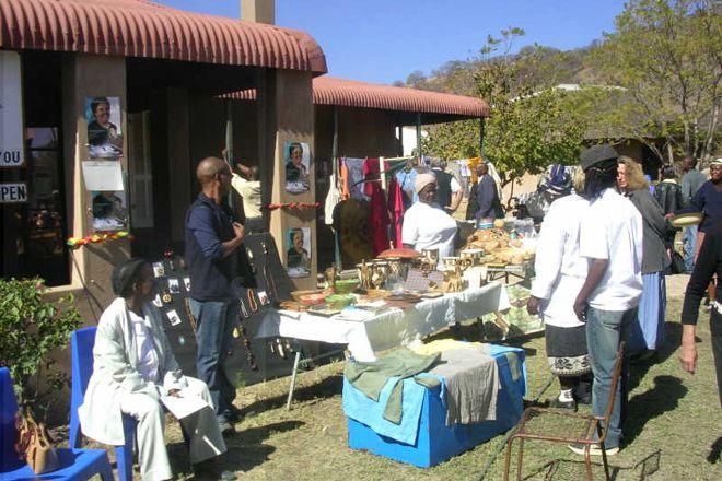 Khama III Memorial Museum, Serowe, Botswana
