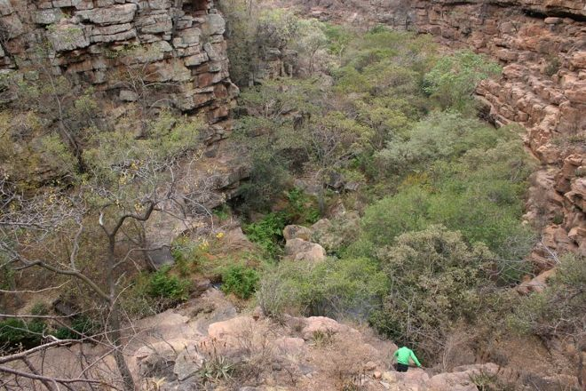 Moremi Gorge, Palapye, Botswana