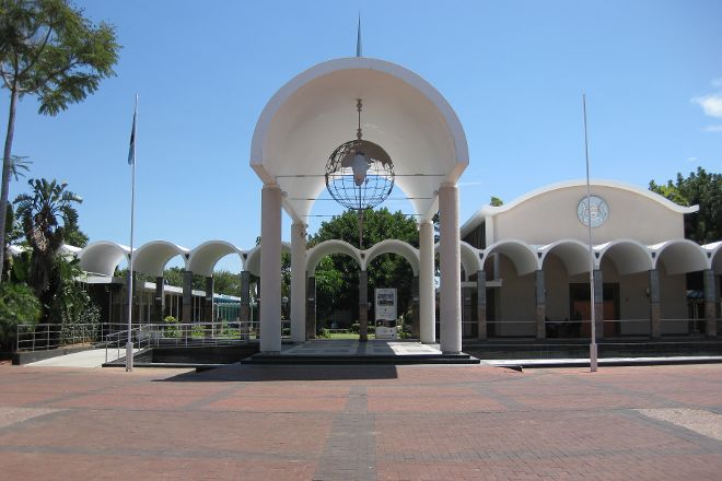 National Assembly Building, Gaborone, Botswana