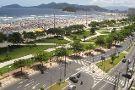 Orla e Jardins da Praia de Santos