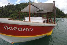 Barco Oceano Paraty