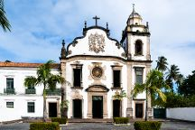 Church and Monastery of Sao Bento, Olinda, Brazil