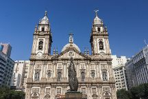 Church of Our Lady of the Candelaria, Rio de Janeiro, Brazil