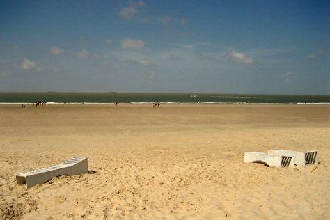 Calhau Beach, Sao Luis, Brazil