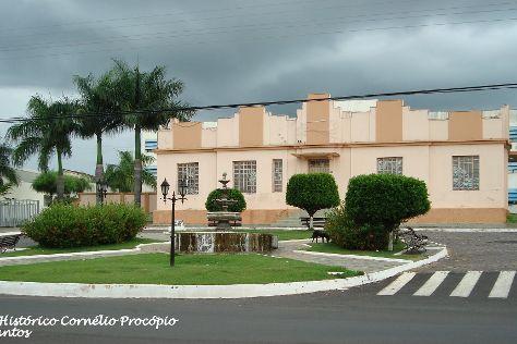 Cornelio Ramos Historic Municipal Museum, Catalao, Brazil