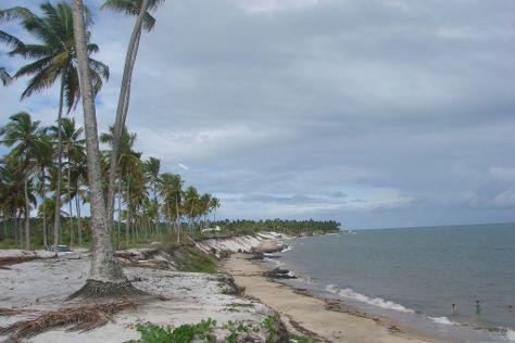 Guadalupe Beach, Gamela, Brazil