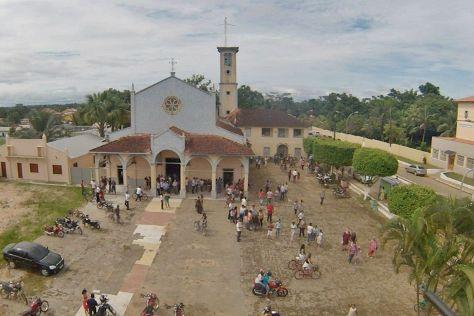 Igreja de Nossa Senhora da Conceicao, Sena Madureira, Brazil