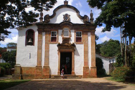 Igreja Nossa Senhora do Rosario dos Pretos, Tiradentes, Brazil