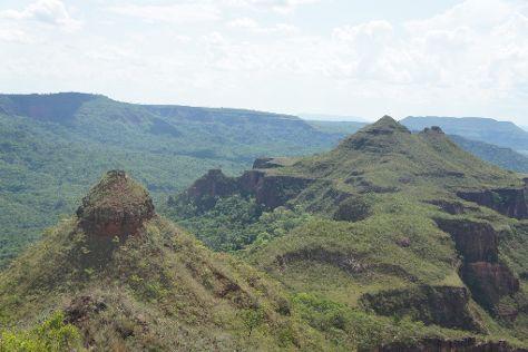 Nascentes do Rio Taquari State Park, Costa Rica, Brazil