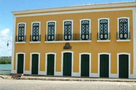 Paco Imperial Museum, Penedo, Brazil