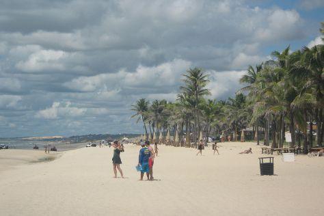 Porto das Dunas Beach, Aquiraz, Brazil