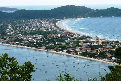 Praia de Mariscal, Bombinhas, Brazil