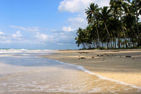 Praia dos Carneiros, Tamandare, Brazil