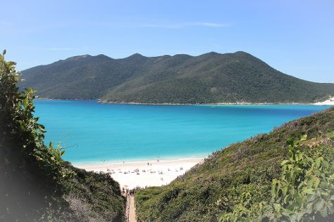Prainhas do Pontal do Atalaia, Arraial do Cabo, Brazil