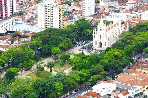 Santa Terezinha Sanctuary, Taubate, Brazil