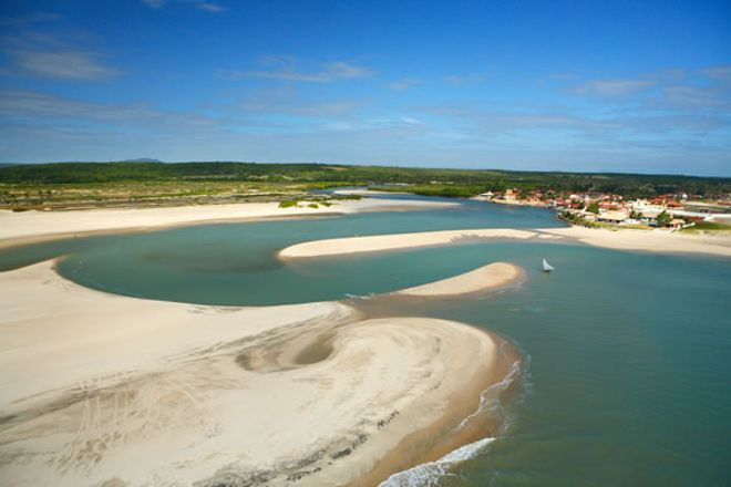 Aguas Belas Beach, Cascavel, Brazil