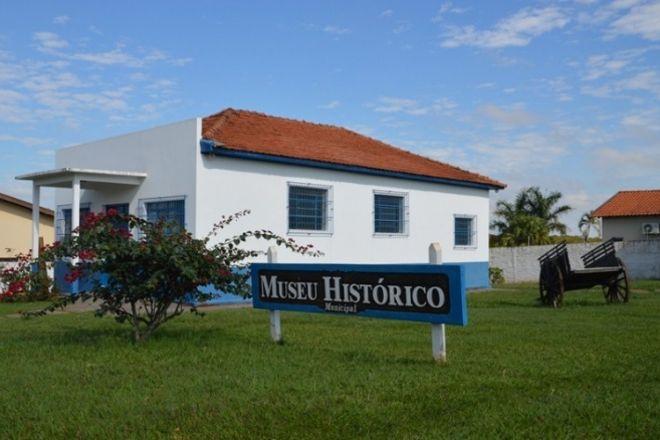 Americo Brigatti Municipal Museum, Gloria de Dourados, Brazil