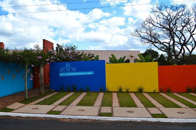 Anand Atelier, Brotas, Brazil