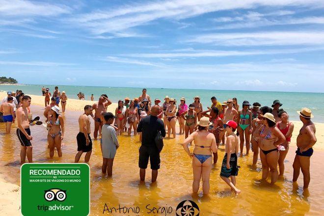 Antonio Sergio - Guia de Turismo, Porto Seguro, Brazil