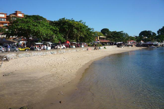 Armacao Beach, Armacao dos Buzios, Brazil