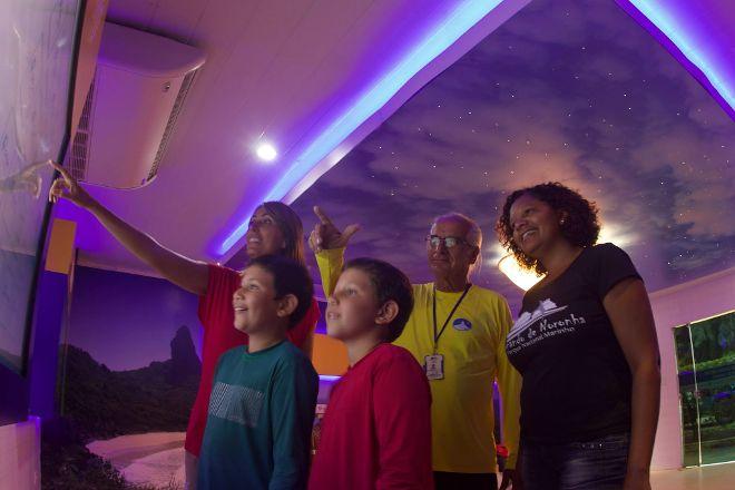 Aulas de Energia – Espaco Usina Solar Fernando de Noronha, Fernando de Noronha, Brazil