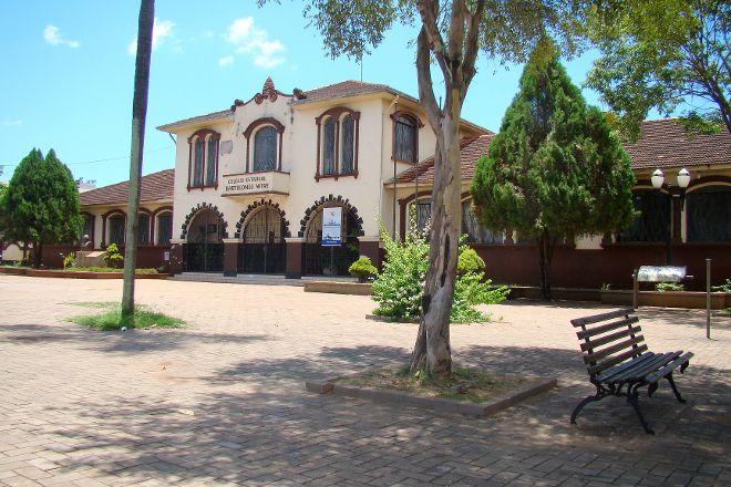 Avenida Jorge Schimmelpfeng, Foz do Iguacu, Brazil