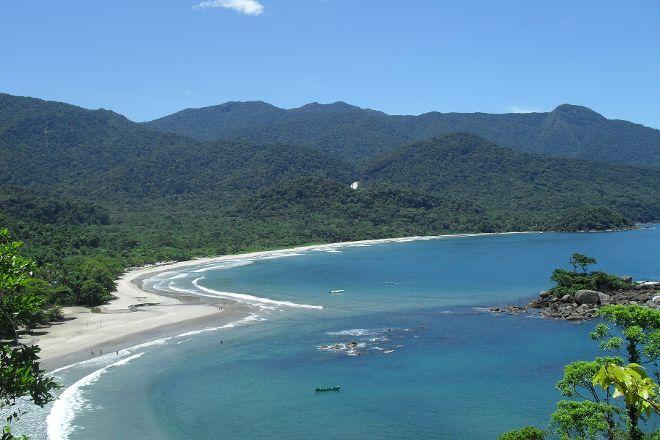 Baia de Castelhanos Beach, Ilhabela, Brazil