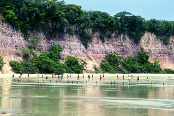 Baia dos Golfinhos, Praia da Pipa, Brazil