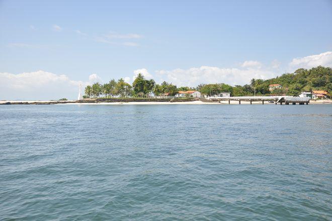 Barra Do Paraguacu Beach, Salinas da Margarida, Brazil