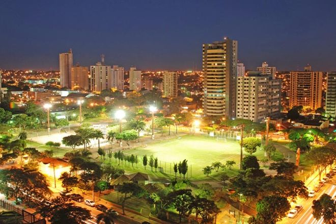Belmar Fidalgo Stadium, Campo Grande, Brazil