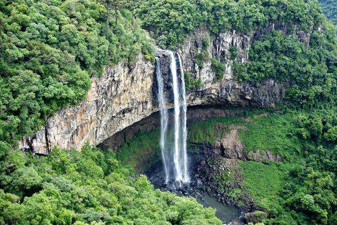 Bondinhos Aereos Parques da Serra, Canela, Brazil