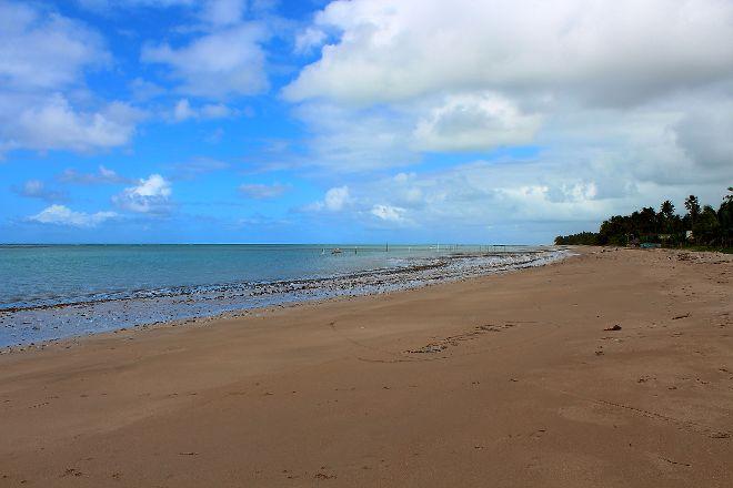 Burgalhau Beach, Maragogi, Brazil