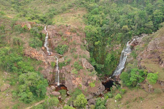 Cachoeiras do Capao Forro, Sao Roque de Minas, Brazil