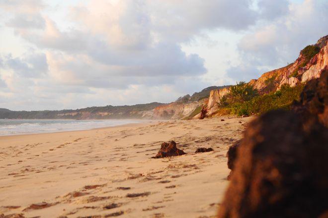 Cacimbinhas Beach, Tibau do Sul, Brazil