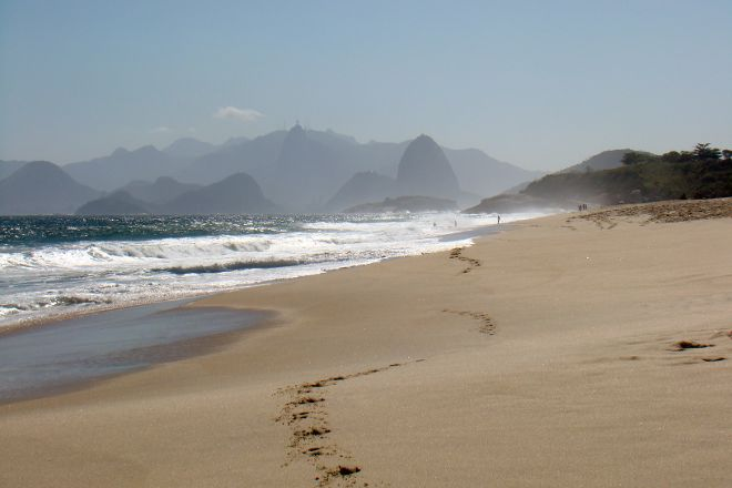 Camboinhas Beach, Niteroi, Brazil