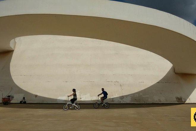 Camelo Bike Tour, Brasilia, Brazil