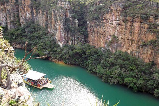 Canyons de Furnas, Capitolio, Brazil