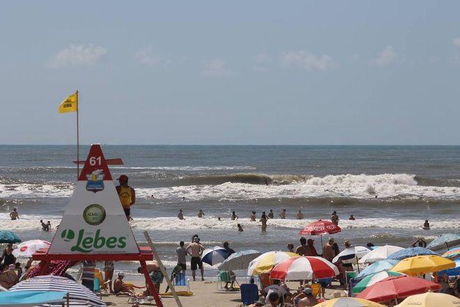 Capao Novo Beach, Capao da Canoa, Brazil