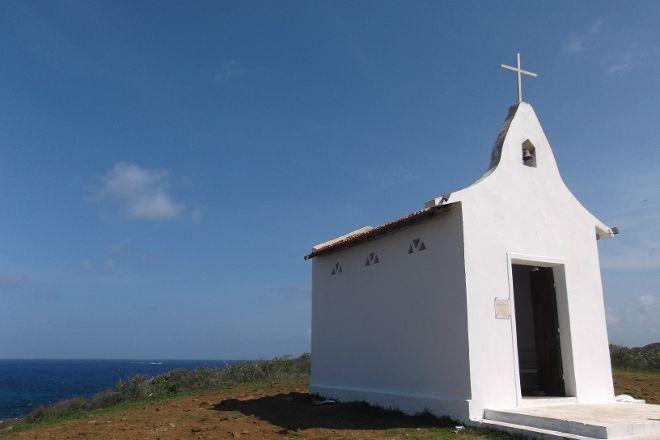 Capela de Sao Pedro, Fernando de Noronha, Brazil