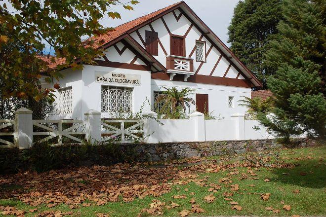 Casa da Xilogravura, Campos Do Jordao, Brazil