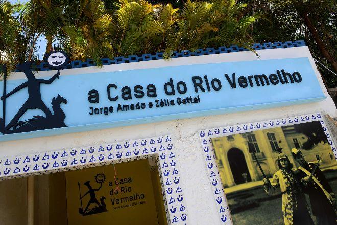 Casa do Rio Vermelho, Salvador, Brazil