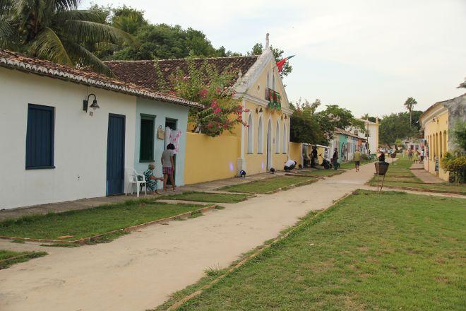 Centro Historico, Porto Seguro, Brazil
