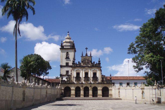 Centro Historico de Joao Pessoa, Joao Pessoa, Brazil