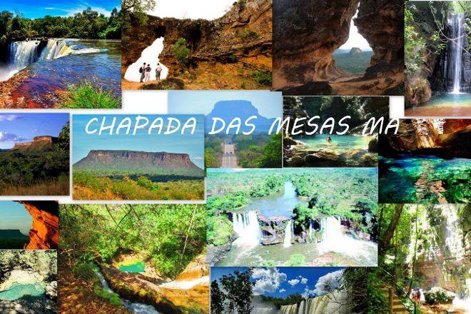 Chapada das Mesas, Carolina, Brazil