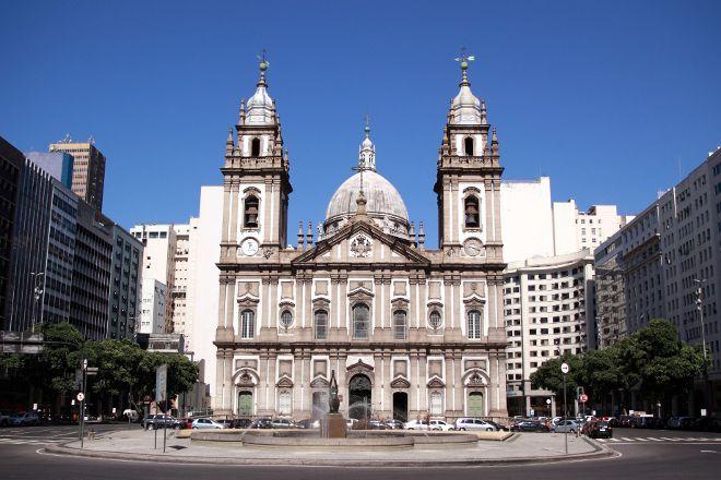 Church of Our Lady of the Candelaria, Rio de Janeiro, Brazil