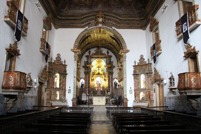 Church of Our Lady of the Rosary of the Black People, Salvador, Brazil