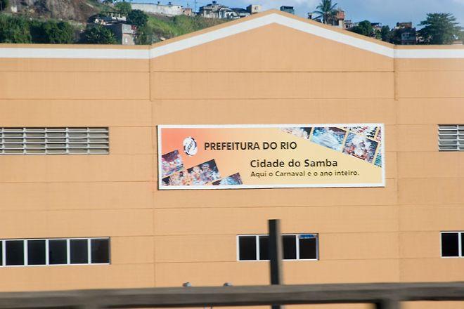 Cidade Do Samba, Rio de Janeiro, Brazil