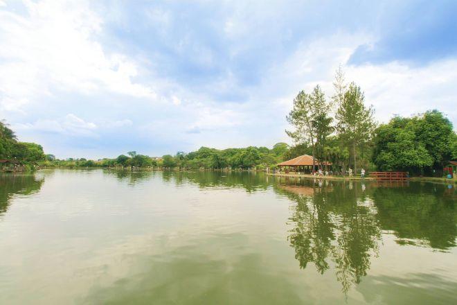 Clube de Pesca Lago Verde, Goiania, Brazil