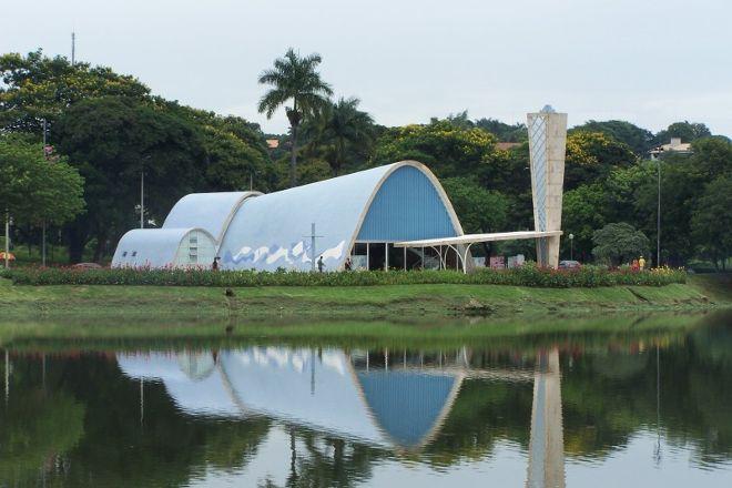 Conjunto Moderno da Pampulha, Belo Horizonte, Brazil
